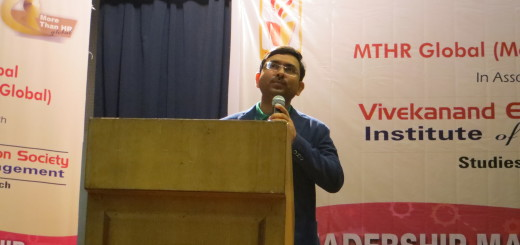 Alok Kumar At  MTHR